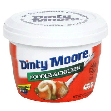 Dinty Moore Noodles & Chicken, 7.5-Ounce Units (Pack of 12)