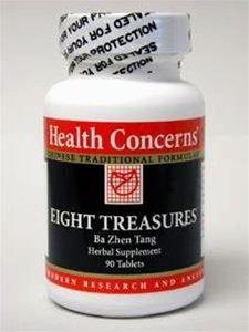 Health Concerns Eight Treasures 90t