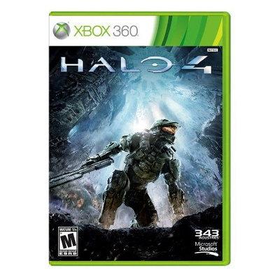 Microsoft Halo 4 - Xbox 360 (Standard Game)