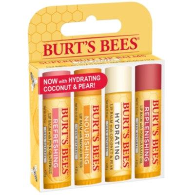 Burt's Bees Lip Balm, Superfruit Blister