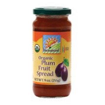 Bionaturae Organic Fruit Spread, Plum 9 oz. (Pack of 12) ( Value Bulk Multi-pack)