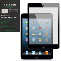 A-1 Advanced Structural Systems, Inc. HD Matte Bubble-Free Screen Protector for Apple iPad mini, Black