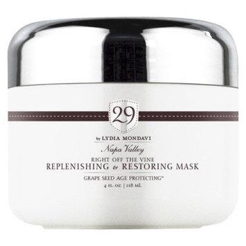 29 by Lydia Mondavi 29 Right Off the Vine Replenishing & Restoring Mask - 4 oz