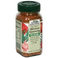 The Spice Hunter Organic Mexican Seasoning, 1.4-Ounce Jar (Pack of 3)