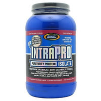 Gaspari Nutrition IntraPRO Pure Whey Protein Isolate Strawberries and Cream -- 2 lbs