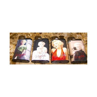 LIGHTERs DJEEP PARIS COLLECTION MARILYN MONROE LIGHTER 4 PACK LIMITED EDITION SERIES