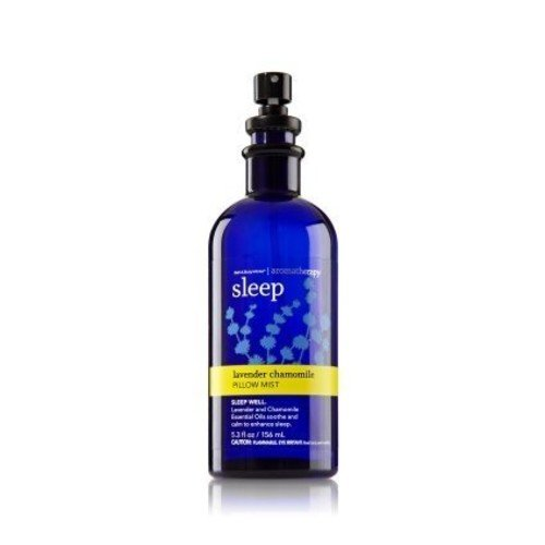 Bath Body Works Aromatherapy Pillow Mist Lavender Chamomile