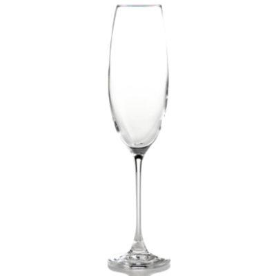 The Cellar Glassware, Set of 4 Premium Champagne Flutes