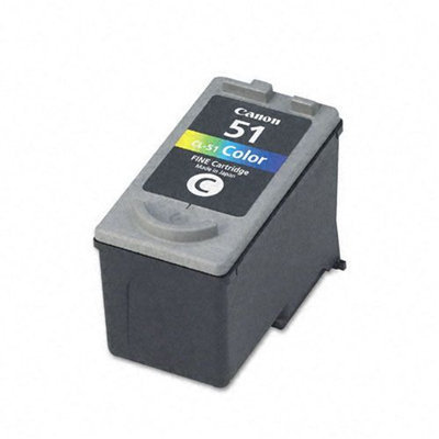 Canon CL-51 Color High Capacity Ink Cartridge