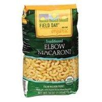Field Day Elbow Macaroni Pasta, 16 Ounce -- 12 per case.