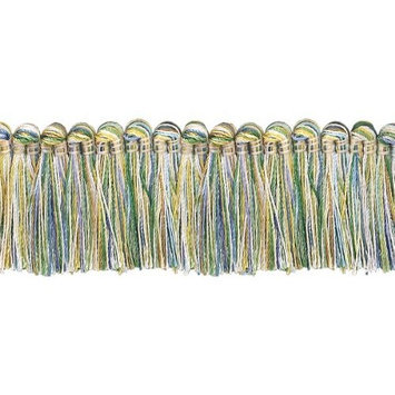 DecoPro Imperial Collection Trims Green, Gold, Blue 1 1/4
