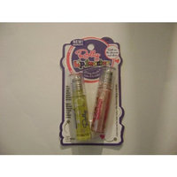 Bonne Bell 2 LIP SMACKERS ROLLY # 608 COOKIE DOUGH PINK VANILLA FROSTING