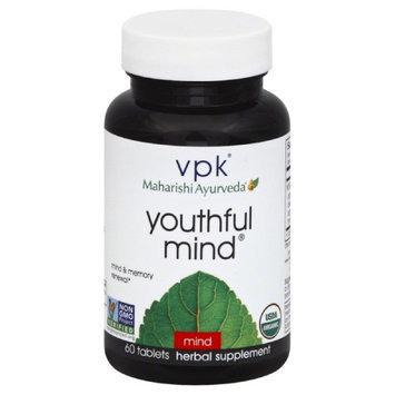 Maharishi Ayurveda Youthful Mind-60-Tablets