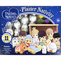 Colorbok Precious Moments Nativity with Stable