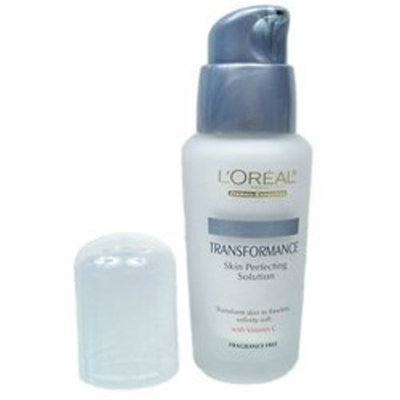 L'Oréal Dermo-Expertise Transformance Skin Perfecting Solution with Vitamin C 30ml/1oz, FRAGRANCE FREE
