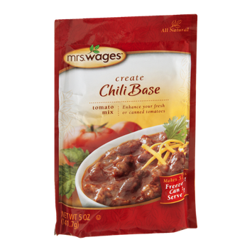 Mrs. Wages Create Chili Base Tomato Mix