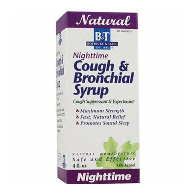 Boericke & Tafel Boericke and Tafel Cough and Bronchial Syrup Nighttime 4 fl oz