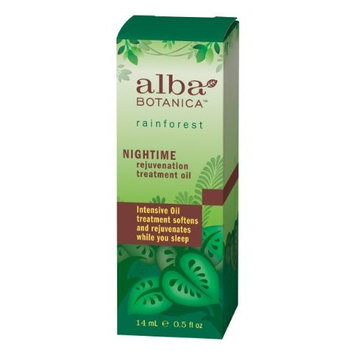 Alba Botanica Rainforest Nighttime Treatment Oil