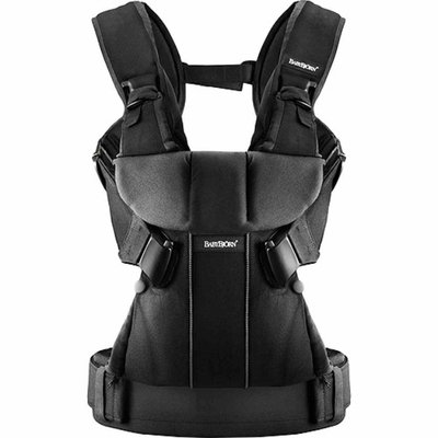 BABYBJORN BABYBJÖRN Baby Carrier One - Silver Mesh