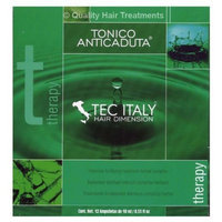 Tec Italy Hair Therapy Tonico Anticaduta 12 Count Ampolletas