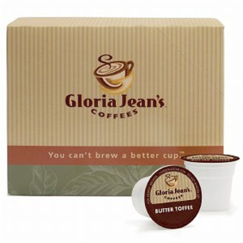 Gloria Jean's Butter Toffee Coffee