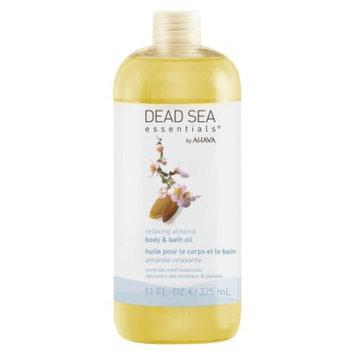 Ahava North America Dead Sea Essentials by AHAVA Relaxing Almond Body & Bath Oil