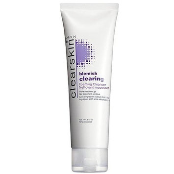 Avon Clearskin Blemish Clearing Foaming Cleanser Acne Pimple Treatment