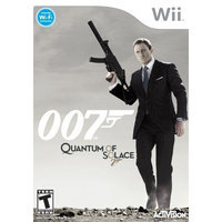 Activision James Bond 007: Quantum of Solace - Nintendo Wii [Standard, Nintendo Wii]