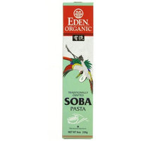 Eden Organic Soba Pasta, 8-Ounce Boxes (Pack of 12)