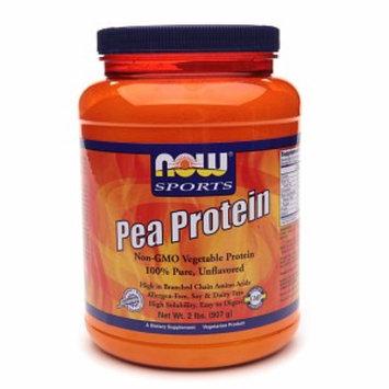 NOW Sports Pea Protein Non-GMO