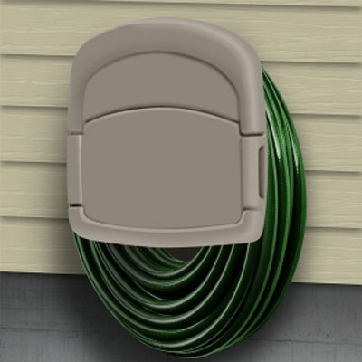 Trademark Tools Home Garden Hose Storage Center