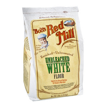 Bob's Red Mill All Natural Unbleached White Flour