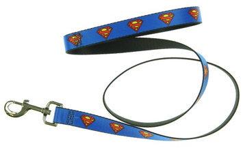 Buckle Down Superman Dog Leash Superman