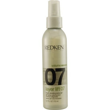 Redken Layer Lift 07 Length Elevating Spray Gel, 5.7 Ounce