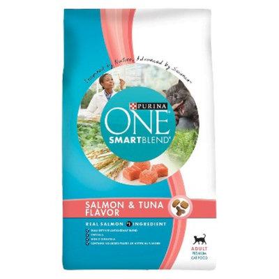 PURINA ONE® Salmon and Tuna Formula Dry Cat