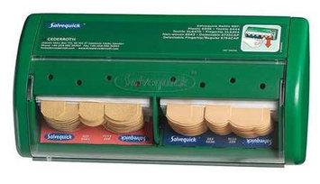 Medique Bandage Dispenser (Green, Plastic). Model: 490770