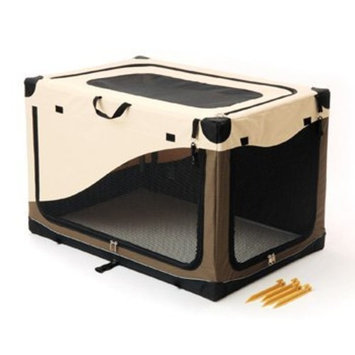 PETCO Home and Travel Portable Canvas Crate