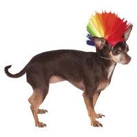 Rubie's Mohawk Wig Pet Costume - Rainbow (M/L)