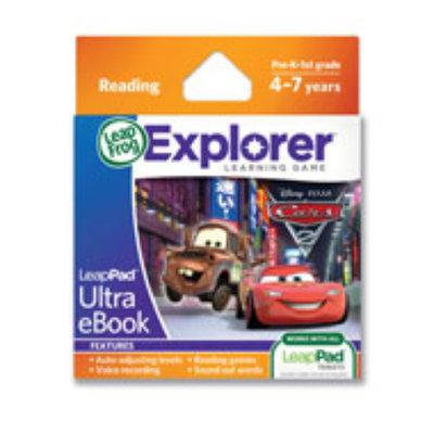 LeapFrog Enterprises Inc. LeapFrog LeapPad Explorer Ultra eBook: Disney Pixar Cars 2