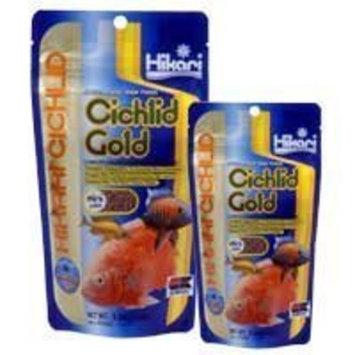 Hikari 12-Ounce Sinking Cichlid Gold Pellets for Pets, Medium