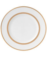 Vera Wang Wedgwood Dinnerware, Lace Gold Dinner Plate