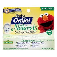 Baby Orajel Naturals Teething Pain Relief