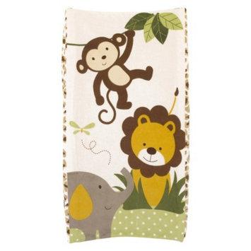 CoCaLo Baby CoCaLo Plushy Safari Changing Pad Cover