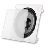 Acoustic Audio CS-IW10SUB 300 Watt 10 In-Wall Subwoofer Home Theater Sub Speaker - In-wall
