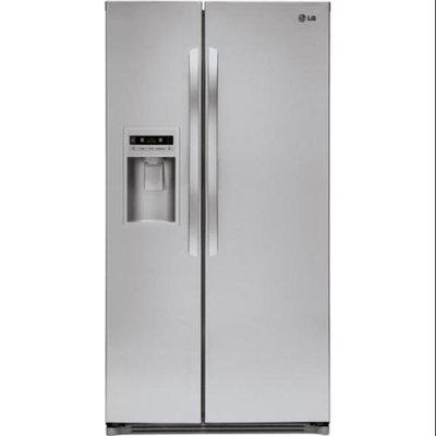 LG 26.5 cu. ft. Side by Side Refrigerator LSC27925ST