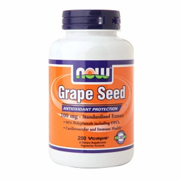 NOW Foods Grape Seed Antioxidant 100mg