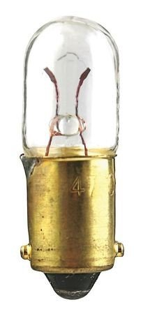 LUMAPRO 2FMN8 Mini Lamp, 1829, 1.96W, T3 1/4, 28V, PK10