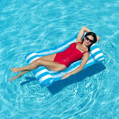 Blue Wave Products Inc. Blue Island Water Hammock Pool Float
