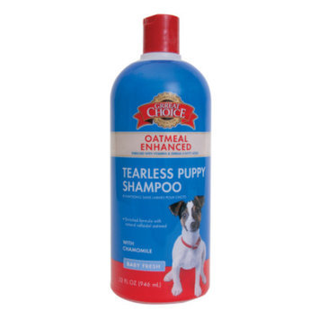 Grreat ChoiceA Oatmeal Puppy Shampoo
