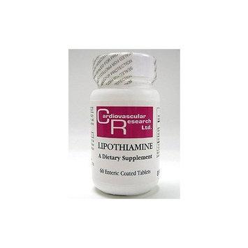 Ecological Formulas - Lipothiamine 60 tabs [Health and Beauty]